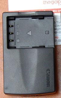 Sạc Canon CB-2LTE dùng cho pin NB-2LH