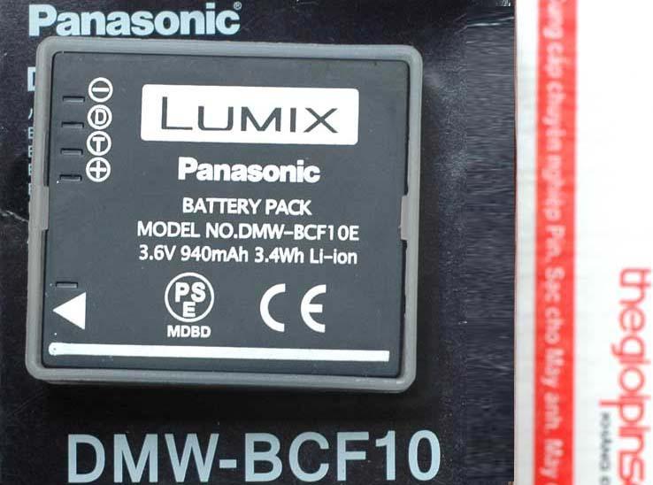 Pin sạc Panasonic DMW-BCF10E