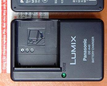Sạc pin Panasonic DE-A66 (Pin BCG10E)