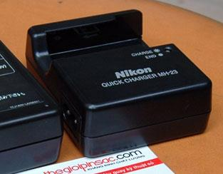 Sạc pin Nikon MH-23 cho pin EN-EL9