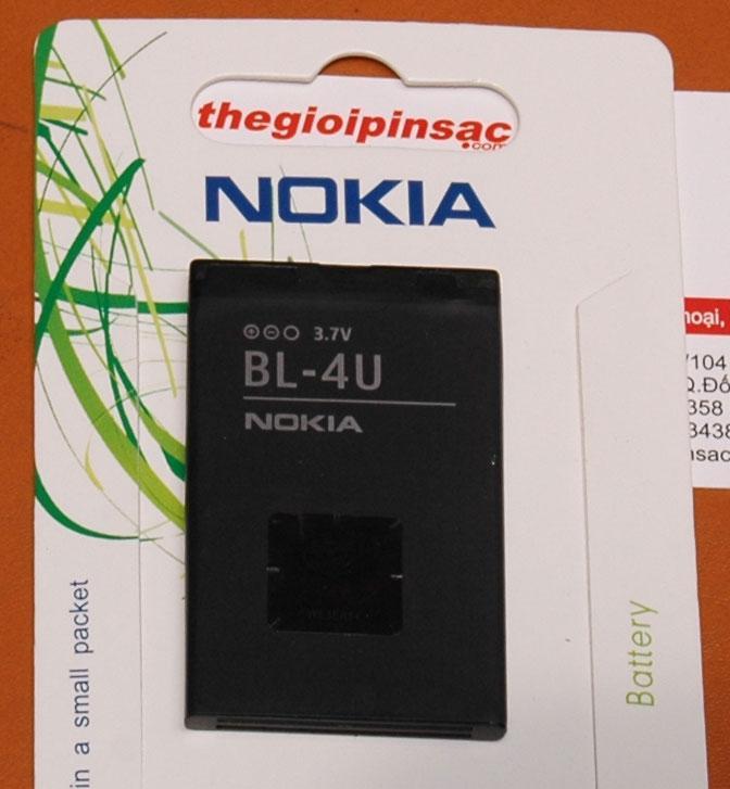 Pin điện thoại Nokia BL-4U