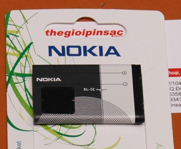 Pin điện thoại Nokia BL-5C