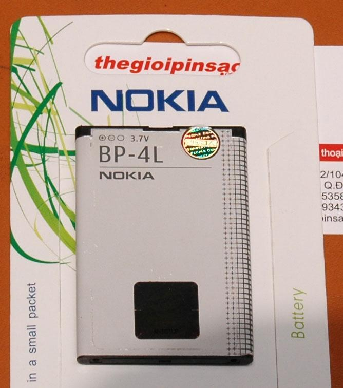 Pin điện thoại Nokia BP-4L